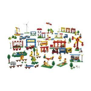 ●教育施設様限定商品 レゴ 楽しい遊園地セット  ed 163451|tukishimado5