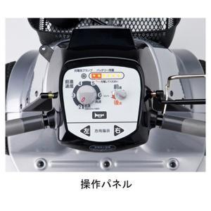 電動カート ロマンスゴールド / KE43取寄品【介護福祉用具】|tukishimado5|02