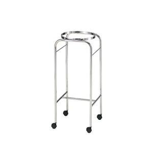 ステンレス手洗台(エコノミー) 1個用 φ320 その他 aso 0-1556-01 医療・研究用機器|tukishimado