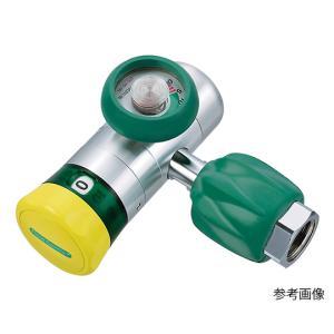 フロージェントルプラス (G型 酸素流量調整器) ボンベ用 0〜15L/min 小池メディカル aso 7-4831-21 医療・研究用機器|tukishimado