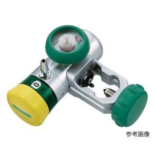 フロージェントルプラス (Y型 酸素流量調整器) ヨーク式ボンベ用 0〜4L/min 小池メディカル aso 7-4831-23 医療・研究用機器|tukishimado