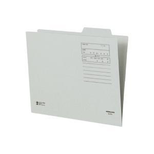 ato5101-7682 個別フォルダー カラー A4 グレー コクヨ A4-IFMの商品画像 ナビ