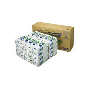ato5502-7823  ニューズペーパータオル エコノミー業務用 200枚×40パック 春日製紙工業 K-N170X40 tukishimado