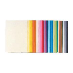法人様限定商品 再生色画用紙 8ツ切判(10枚) うすちゃ ed130455