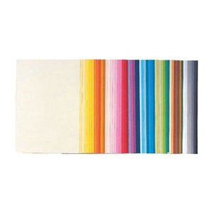 法人様限定商品 再生色画用紙 8ツ切判(10枚) こいこげちゃ ed130458