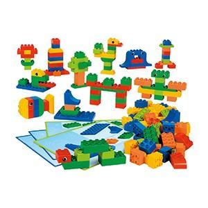デュプロ はじめてのブロックセット  LEGO V95-5266 教育施設限定商品 ed 149008|tukishimado