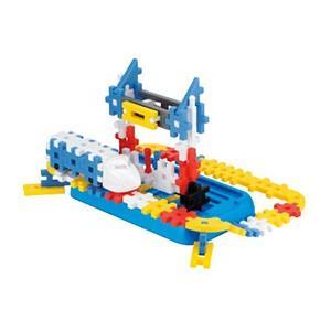 長く使え.あそび方が自由な学研のニューブロック。お子様の成長と想像力を高めます。●飛行機やトラックの...