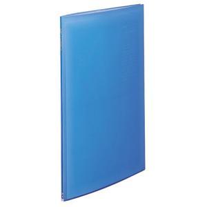 【全国配送可】-クリヤーブック20P G3117-8 A2S ブルー (jtx236610) LIHIT