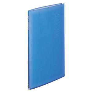 【全国配送可】-クリヤーブック20P G3132-8 B4LS ブルー (jtx236639) LIHIT