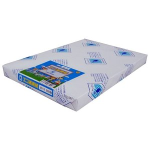 【全国配送可】-エコ画用紙8ツ切薄口 85-8 200枚 (jtx372340) 北越製紙