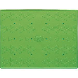 ●全国配送可 安寿吸着すべり止めマットC(2枚入)グリーン アロン化成 535-129  B07115  介護用品TYA|tukishimado|03