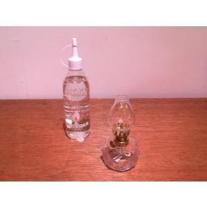 【松野屋】ガラスオイルランプ(ポーランド製)