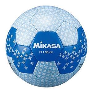 ミカサ(MIKASA) フットサル 日本サッカー協会検定球 3号 小学生用 ブルー 手縫いボール F...