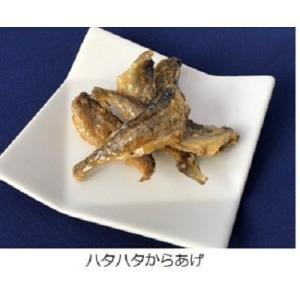 はたはたからあげ500 つくだ煮  佃煮 はたはた 秋田県産 からあげ 無添加|tukudani