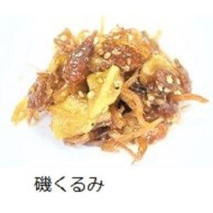 磯くるみ500 つくだ煮 佃煮  くるみ 無添加 小魚|tukudani