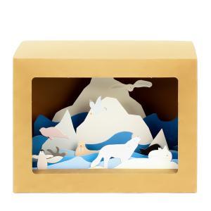 つくるんです IKSK【03】ランドスケープBOX:北極