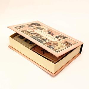 不思議の国のアリス  ミニポストカードセット|tuliphouse