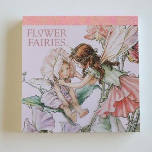 フラワーフェアリーズ メモパッド・スクエア<Garden>FF-105|tuliphouse