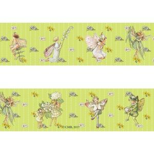 フラワーフェアリーズ   マスキングテープ<White Bindweed>FF-118|tuliphouse