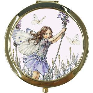 フラワーフェアリーズ   コンパクトミラー<Lavender>FF-119|tuliphouse