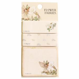 フラワーフェアリーズ   スティッキーメモ<White Bindweed>FF-126|tuliphouse