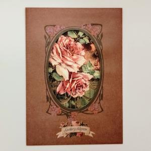 ヴィクトリアンカードセット[薔薇のある風景]|tuliphouse
