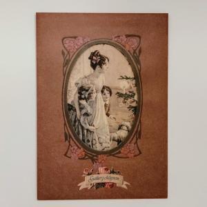 ヴィクトリアンカードセット[クリスマスの情景]|tuliphouse