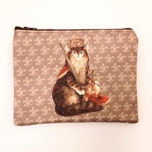 猫ポーチ  セブリーヌポーチS-C tuliphouse