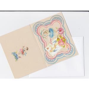 ヴィクトリアンメッセージカード-2|tuliphouse