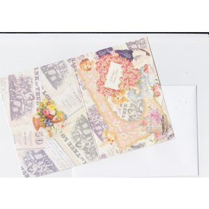ヴィクトリアンメッセージカード-4|tuliphouse