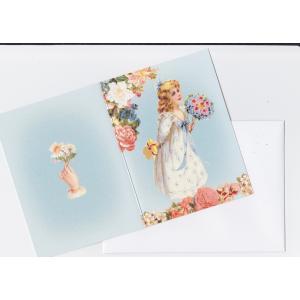 ヴィクトリアンメッセージカード-5|tuliphouse