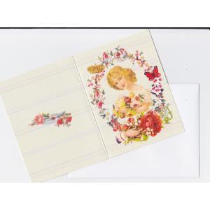 ヴィクトリアンメッセージカード-6|tuliphouse