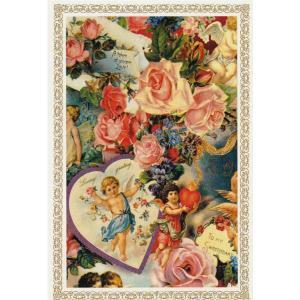 ヴィクトリアンポストカード8|tuliphouse