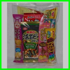 行楽用432円Bファミリー系駄菓子詰合せ・袋詰め・詰め合わせ