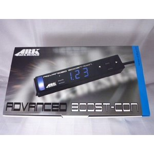 アドバンスド・ブーストコントローラー ABC 青LED表示バージョン ARK-DESIGN 在庫有り 即納|tuningfan-com