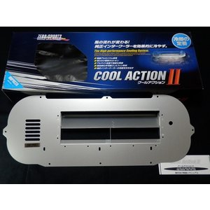 ZEROSPORTS クールアクションII インプレッサWRX GDA/GGA A/B型 在庫品につき数量限定大特価 ポイント3倍|tuningfan-com