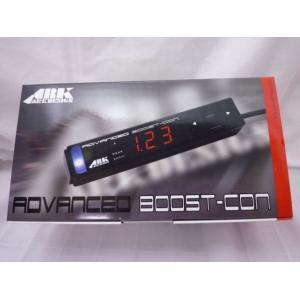 ブーストコントローラー ABC 赤LEDバージョン 超小型ブーコン ARK-DESIGN 送料込み 在庫有り 即納|tuningfan-com