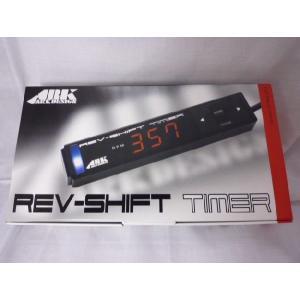 レブシフトタイマー マルチターボタイマー  赤LED ARK-DESIGN RST 送料込み 在庫有り 即納|tuningfan-com