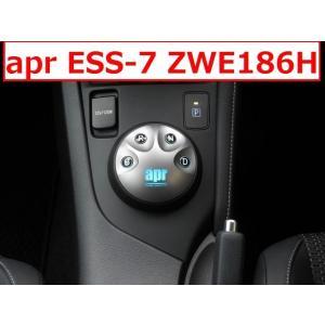 在庫有り 即納 ESS-7 オーリスハイブリッド ZWE186H エレクトロニックシフトスイッチ エーピーアール apr|tuningfan-com