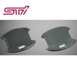 STI BRZ ZC6 ドアハンドルプロテクター 2枚セット ST91099ST060 SUBARU ゆうパケット対応|tuningfan-com