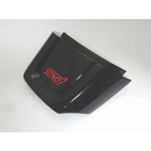スバル純正 カバーステアリングスポーク ブラック 34342VA040 STIロゴ WRX STI VAB(D型) SUBARU ステアリングベゼル 在庫あり|tuningfan-com