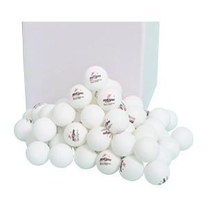 卓球ボール ピン球 120球入り 白 お取り寄せ約10日