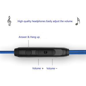 DiQi イヤフォン カナル型 有線 高音質 重低音 パソコン セットリモコン マイク付き イヤホン・ヘッドホン android iphon turaronkon