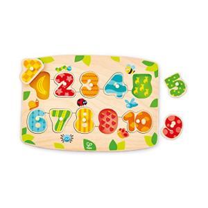 Hape(ハペ) 数字のペグパズル E1404A