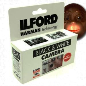 ILFORD レンズ付きフィルム XP2 ISO400 27枚撮り 1174186