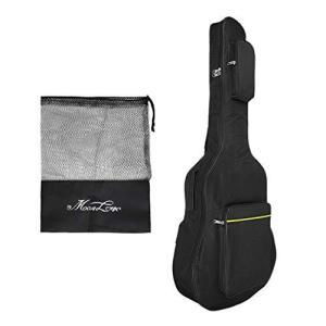 エレキギター ギターケース 2018 クッション付き リュック ギグバッグ 40寸 41寸 ギターバッグ ソフト 大容量 頑丈 防水 楽器用|turaronkon