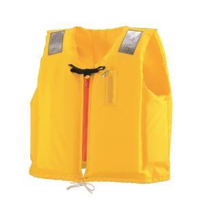 用途:小型船舶用救命胴衣 型式承認番号第:3670号 カラー:イエロー サイズ胸囲:120cm 適応...