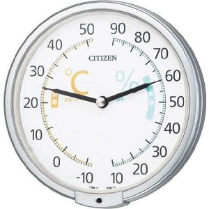 温湿度計ライフナビ201 シチズン (景品 ギフト 結婚 出産 体調管理 温度管理 湿度管理)|turidaisuki