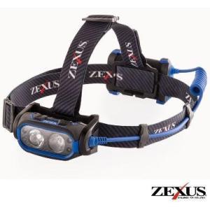 フジ ゼクサス ZEXUS LEDヘッドライト ZX-720モーション・センサー搭載(フィッシング 釣り つり アウトドア led ヘッド ライト 作|turidaisuki