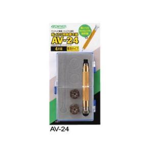 OWNER オーナー 鮎イカリ用 鈎巻き器/鈎受き台 AV-24 【4本イカリ専用】|turidaisuki